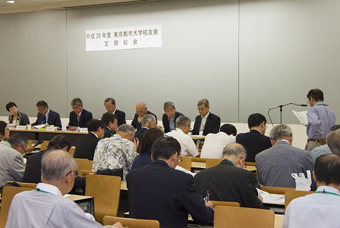 平成28年度 定期総会 平成28年6月18日(土)