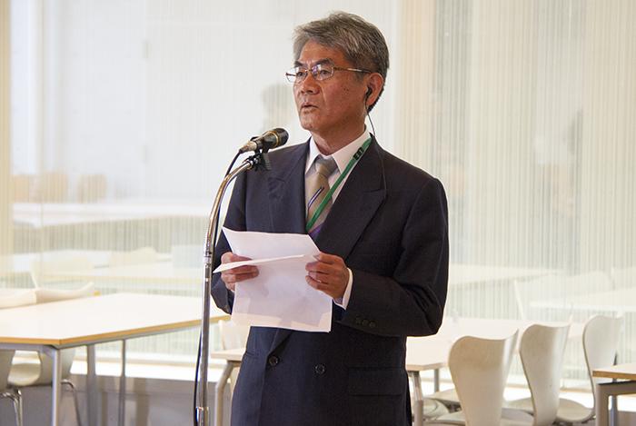 吉田 勝 会長